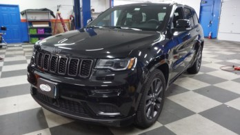 Stereo System Upgrade for Timonium Jeep Grand Cherokee