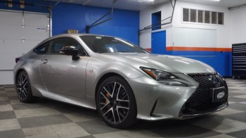 Premium Radar Detector Solution for Baltimore Lexus RC350