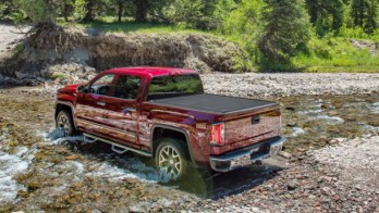 GMC Truck Bed Covers Increase Functionality