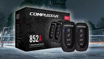 Product Spotlight: Compustar CS852-A Car Alarm System