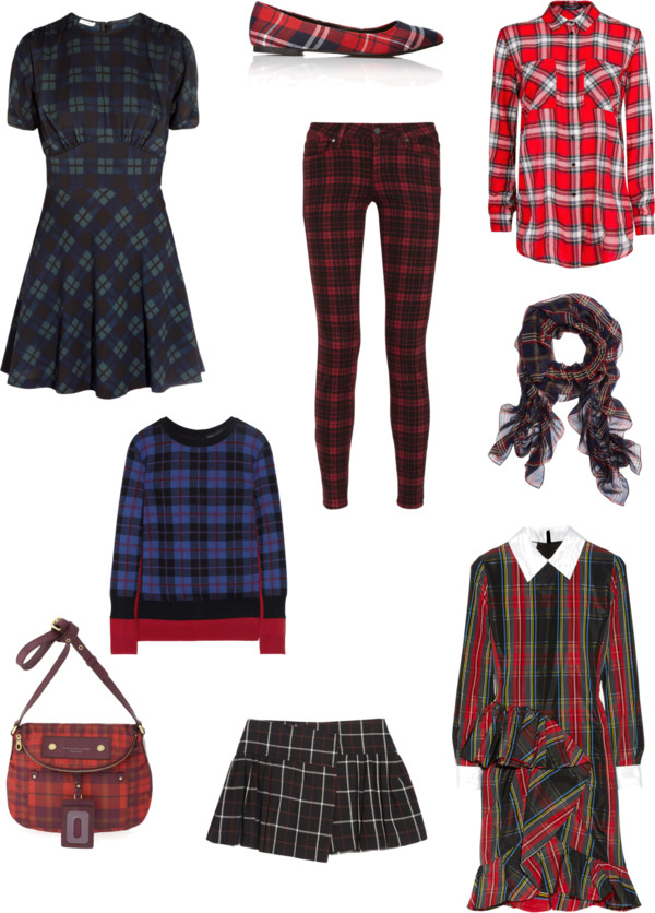 Trend Spotting: Mad for Plaid
