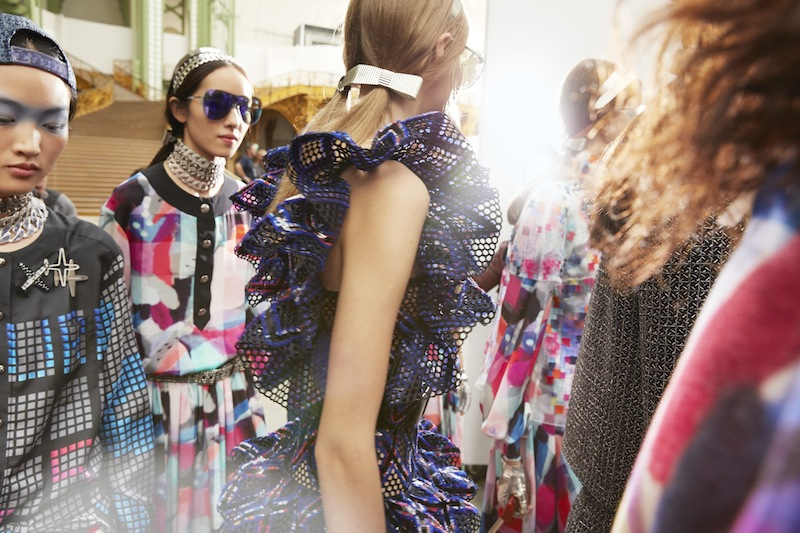 SS 2016 RTW - Backstage pictures by Benoit Peverelli - 036