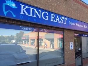 King East