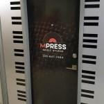 image of the Door Graphics for MPress Music Studio