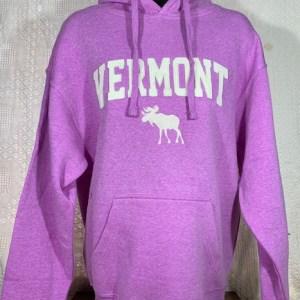 VT Moose Hooded Sweatshirt