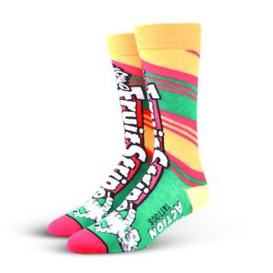 Fruit Stripe Gum Cool Socks