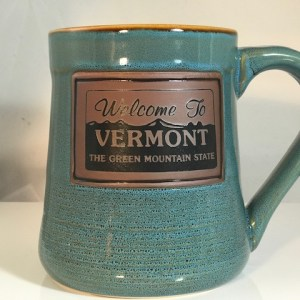 Welcome to Vermont Mug