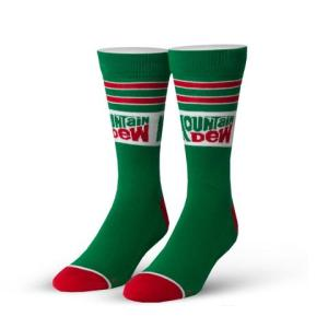 Mountain Dew Cool Socks
