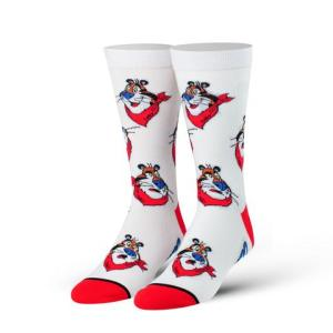 Tony The Tiger Frosted Flakes Cool Socks