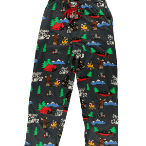 Happy Camper | Unisex PJ Pants