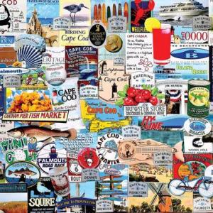 I love Cape Cod 1000 pc.