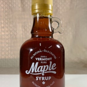 Locally Produced – Hollow Road Maple Syrup (Grade A Dark)