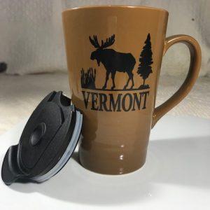 Vermont Ceramic Travel Mugs