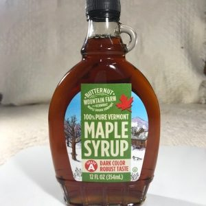 100% Pure Vermont Maple Syrup 12 oz.