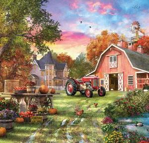 Farm Life 1000 pc.