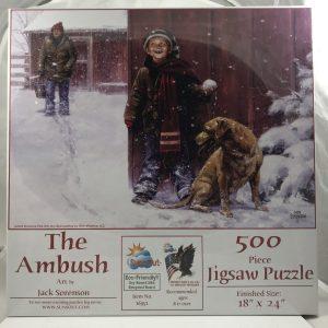 The Ambush 500 pc.