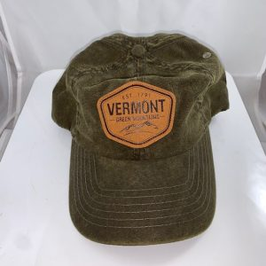 Vermont Green Mountains Patch Hat