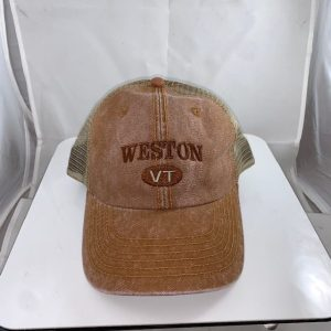 Weston VT Mesh Hat