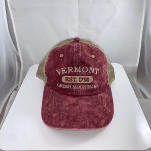 Vermont Green Mountains Mesh Hat