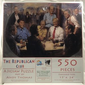 The Republican Club 550 pc.