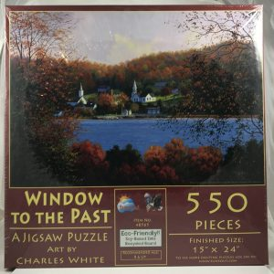 Window To The Past 550 pc.