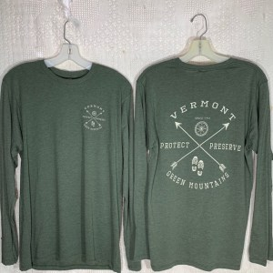 Vermont Green Mountain Arrows Long-Sleeve Shirt