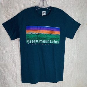 Patagonia Style Green Mountains T-Shirt