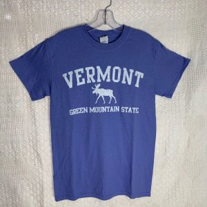 Vermont Green Mountain Moose T-Shirt