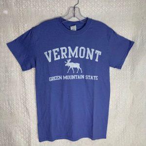 Vermont Green Mountain Moose T-Shirt