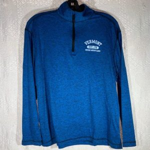 Vermont Green Mountains Quarter Zip Sweatshirt