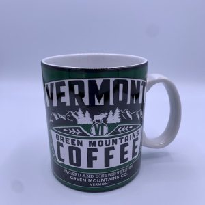 Vermont Green Mountains Coffee Mug