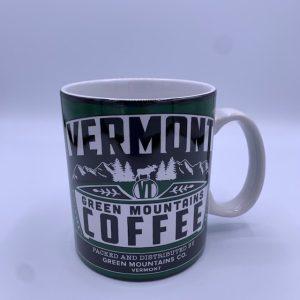 Vermont Green Mountains Coffee Mug