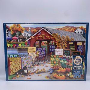 Harvest Festival 1000 PC Puzzle