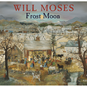 Will Moses Frost Moon 1000 pc.