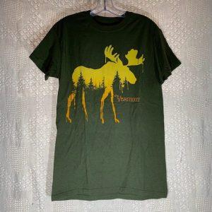 Pine Drip Moose T-Shirt