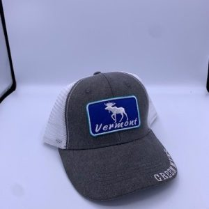 Vermont Moose Mesh Hat