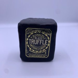 Plymouth Artisan Black Truffle Cheese