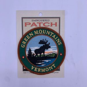 Vermont Green Mountains Moose Patch