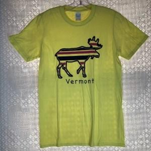 Vermont Vineyard Vines Moose T-Shirt