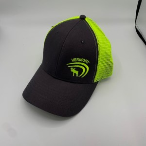 Vermont Neon Moose Mesh Hat