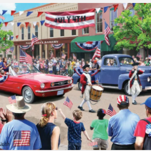 4th of July Parade 1000 pc.