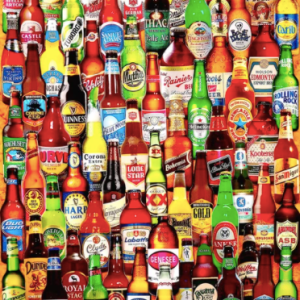 99 Bottles of Beer on the Wall 1000 pc.