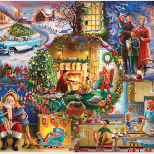 Christmas Traditions Puzzle 1000 pc.