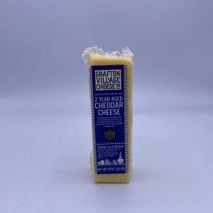 Grafton Village 2 Year Aged Cheddar Cheese