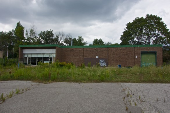 The former Beer Store on Weston Road.