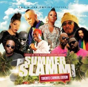 summer slamm