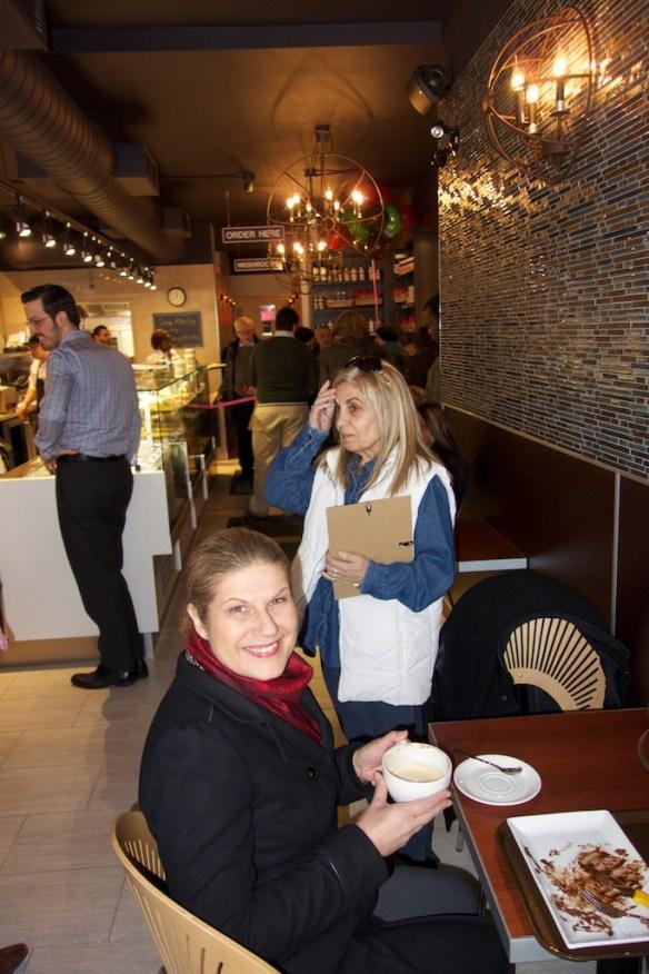 MPP Laura Albanese and Councillor Frances Nunziata.