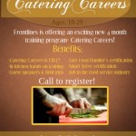 catering careers poster- no dates