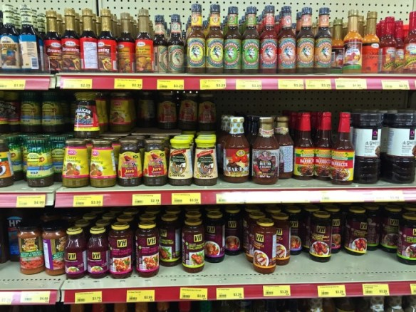 If you like spicy sauces, GFS probably stocks your favourites.