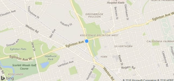 The location of the new centre.